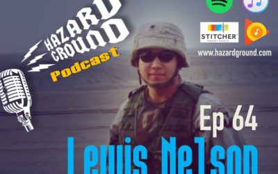 Podcast Interview on Hazard Ground